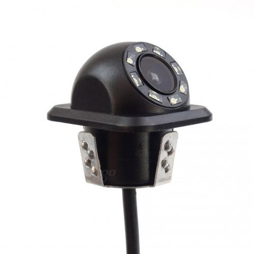 ΚΑΜΕΡΑ ΟΠΙΣΘΟΠΟΡΕΙΑΣ ΜΕ LED NIGHT VISION 18mm HD-305