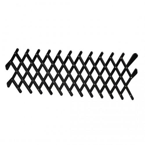 ΚΑΓΚΕΛΟ ΠΑΡΑΘΥΡΟΥ ΓΙΑ ΣΚΥΛΟΥΣ- ΚΑΤΟΙΚΙΔΙΑ ΖΩΑ (L) 68x20cm 13 ΠΛΕΓΜΑΤΩΝ PET WINDOW GATE-1ΤΕΜ.