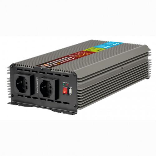 INVERTER 24V220-240W max3000-peak6000W