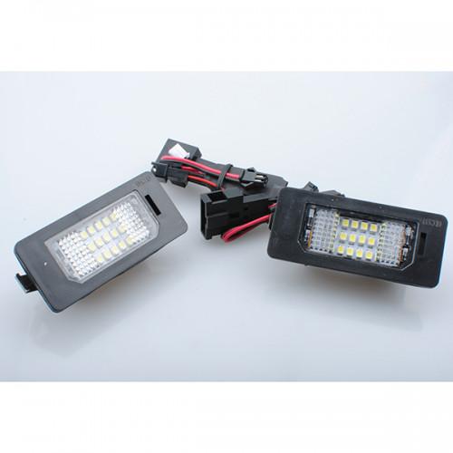 AUDI Q5 08+ A4 08+ A5 07+ ΦΩΣ ΠΙΝΑΚΙΔΑΣ LED 2ΤΕΜ.
