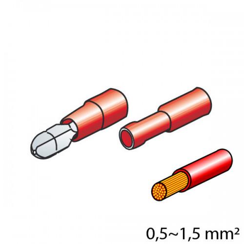 ΦΙΣΑΚΙΑ 4mm (40ΤΜΧ)