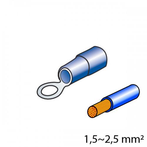 ΦΙΣΑΚΙΑ 5mm (10τμχ.)