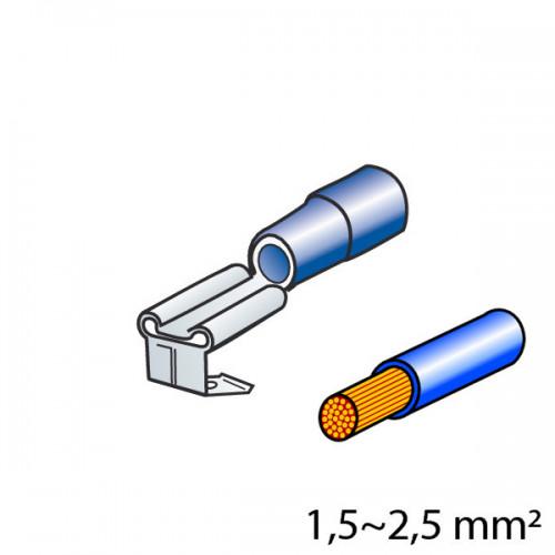 ΦΙΣΑΚΙΑ 5.3 x 0.8mm (10τμχ.)