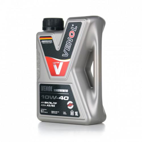 Venol Semisynthetic Active 10W40 1L