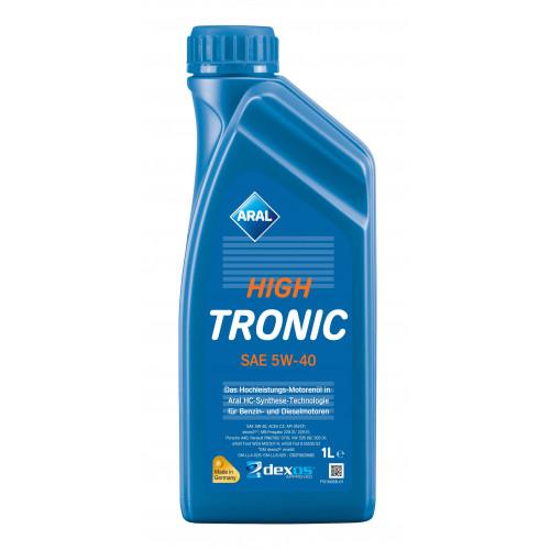 ARAL HIGH TRONIC 5W40 1LT
