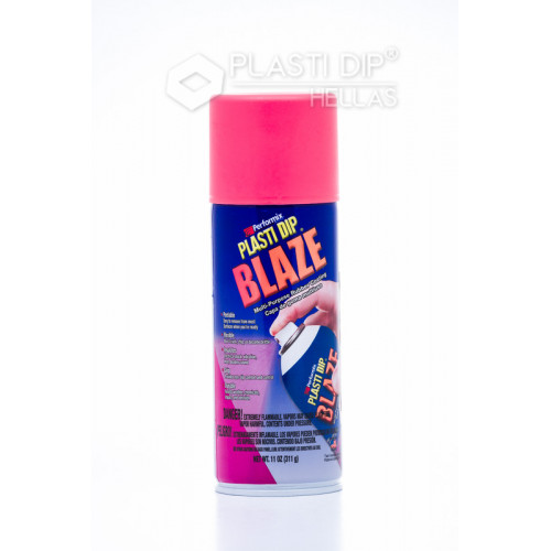 Plasti Dip Blaze Pink