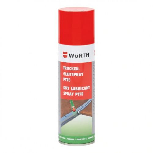 Wurth ΣΠΡΕΪ ΞΗΡΟΥ ΛΙΠΑΝΤΙΚΟΥ PTFE 300ML
