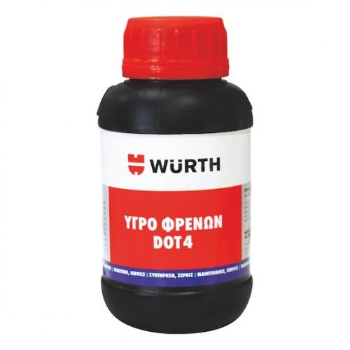 Wurth ΥΓΡΟ ΦΡΕΝΩΝ DOT4 200ML