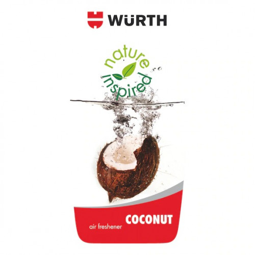 Wurth Αρωματικό Nature Inspired COCONUT