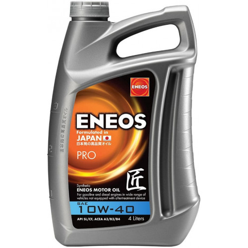 ENEOS PREMIUM 10W-40 4LT