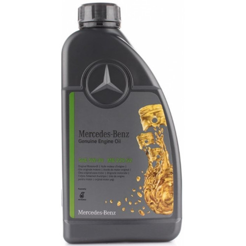 Mercedes 5W30 1lt 229.52