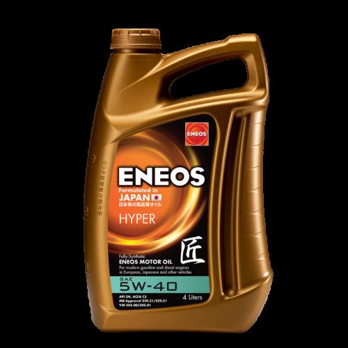 ENEOS HYPER 5W-40 4LT