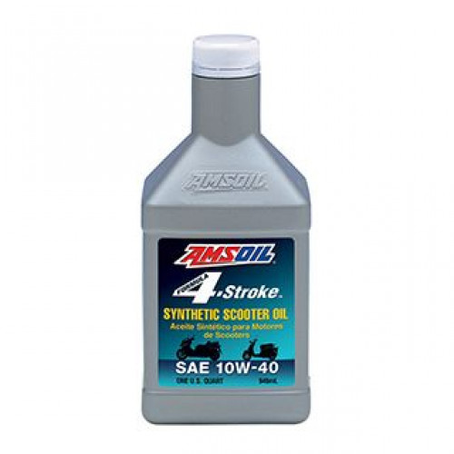 AMSOIL FORMULA 4-STROKE SYNTHETIC SCOOTER OIL