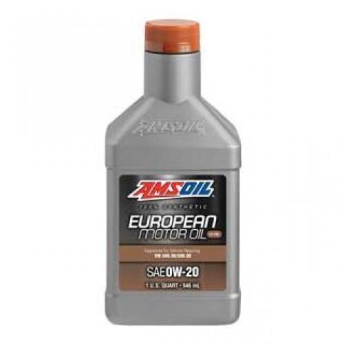 AMSOIL 100% SYNTHETIC 0W20 EUROPEAN MOTOR OIL LS-VW