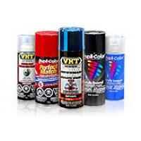 Χρωματιστά Spray