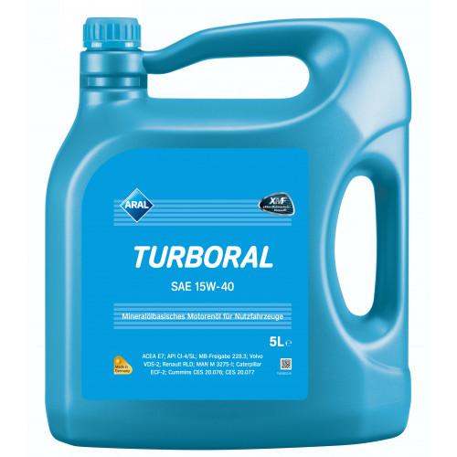 ARAL Turboral 15W40 5L