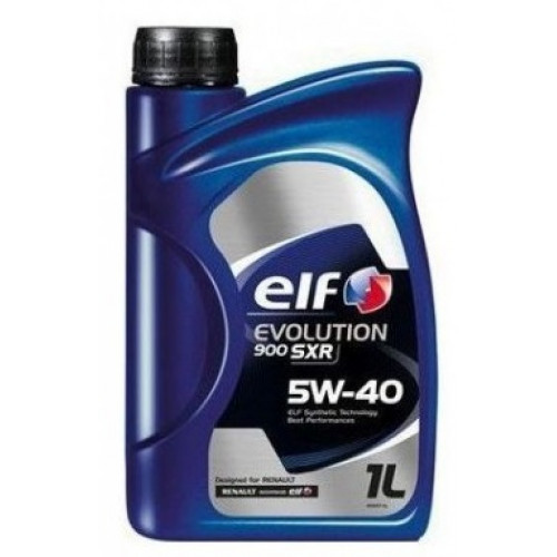 ELF Evolution 900 SXR 5W-40 Synthetic 1L