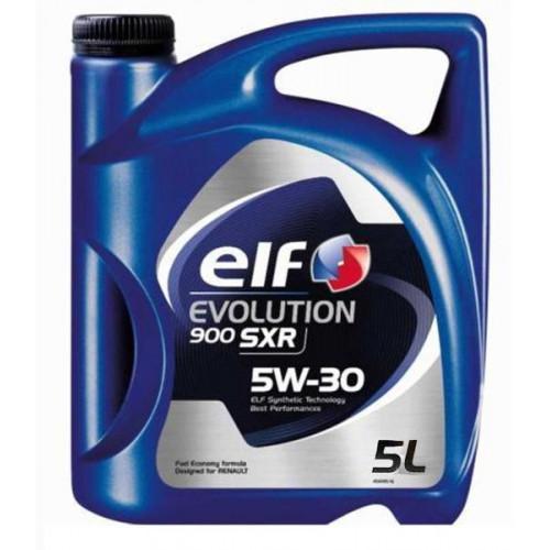 ELF Evolution SXR 5W30 5L