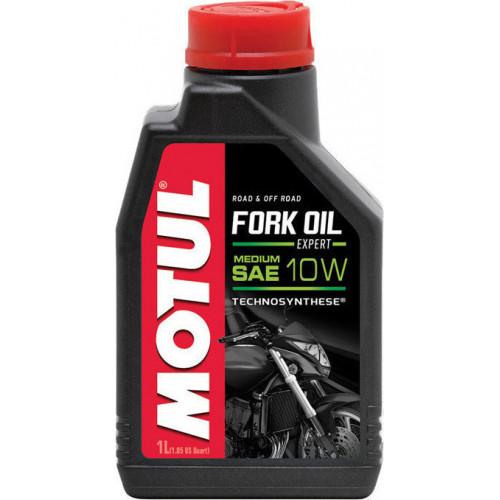MOTUL Fork Oil Expert 10W Medium 1L