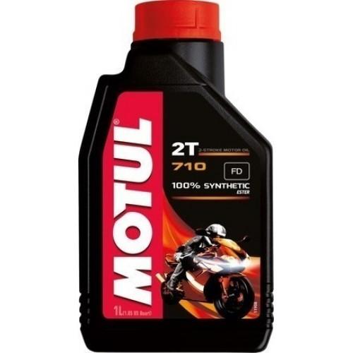 MOTUL 710 2T Synthetic 100% 1L