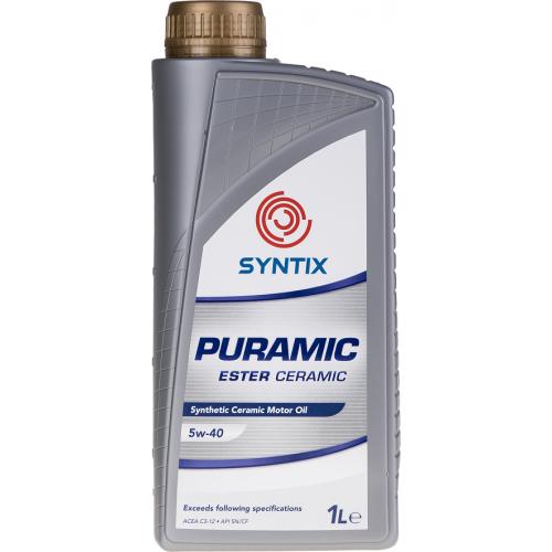 SYNTIX PURAMIC 2% Ceramic 5W40 1ltr