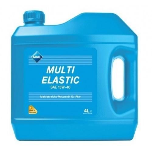ARAL Multi ELASTIC 15W-40  4L