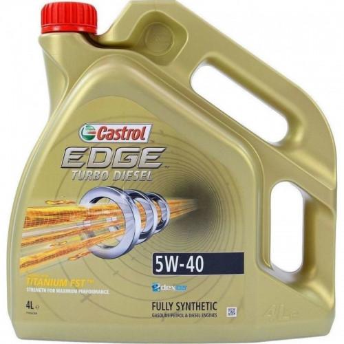 CASTROL EDGE TITANIUM FST TURBO DIESEL 5W-40 4ltr