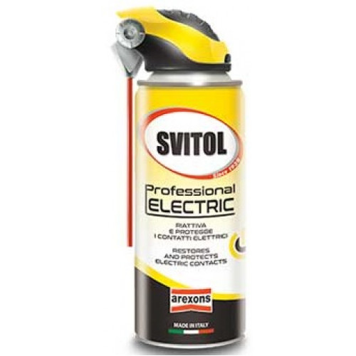 AREXONS Svitol Professional Contact Cleaner Ηλεκτρικών Επαφών 400ml