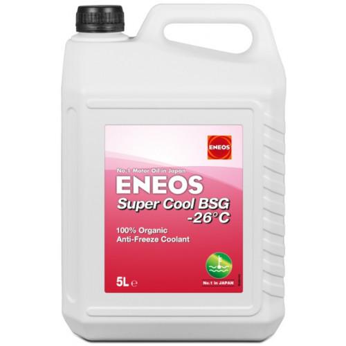 ENEOS SUPER COOL BSG 5L (-26) Πράσινο