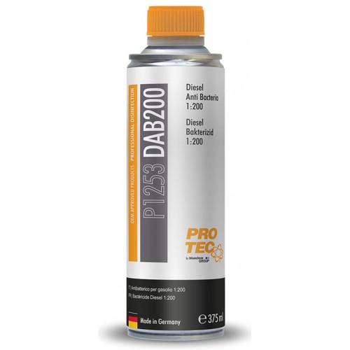 PROTEC - P1253 Diesel Anti Bacteria – Αντιβακτηριακό πετρελαίου 375ml.