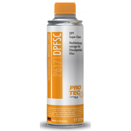 PROTEC - P6171 DPF Super Clean – Καθαριστικό για Μοριακά Φίλτρα (σωματιδίων) 375ml.