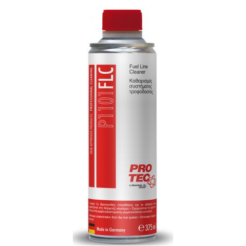 PROTEC - P1101 Fuel Line Cleaner – Καθαριστικό Συστήματος Τροφοδοσίας 375ml.