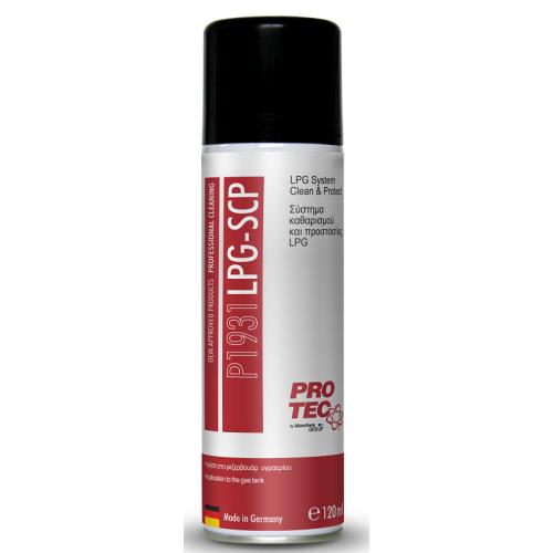 PROTEC-P1931 –  Σύστημα Καθαρισμού και Προστασίας LPG 120ml
