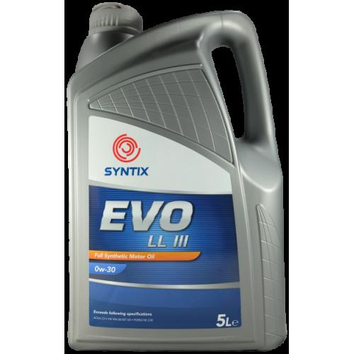 SYNTIX EVO LongLife3 0W30 5ltr