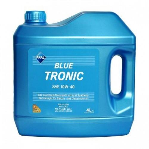 ARAL BLUE TRONIC 10W-40 4LT