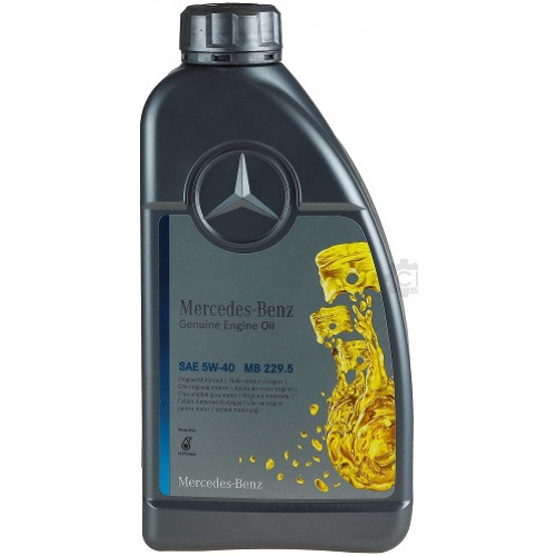Mercedes 5W40 1lt 229.5