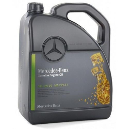 Mercedes 5W30 5lt 229.51