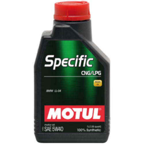 Motul Specific CNG/LPG 5W40 1lt