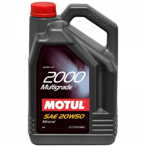 Motul 2000 Multigrade 20W50 4lt