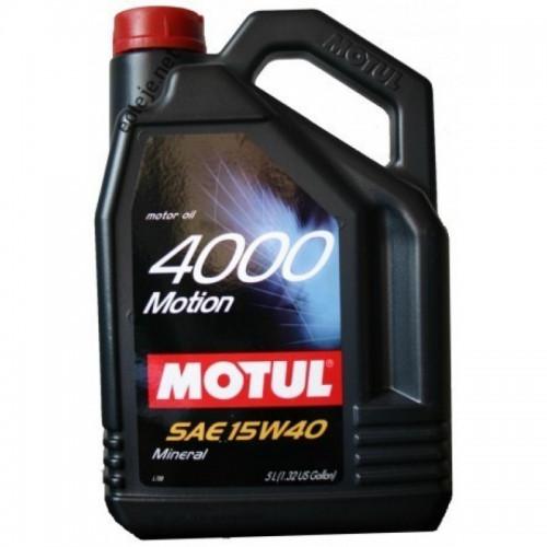 Motul 4000 Motion 15W40 4lt