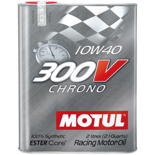 300V Motorsport Crono 10W40 2lt