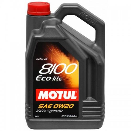 Motul 8100 Eco-lite 0W20 4lt