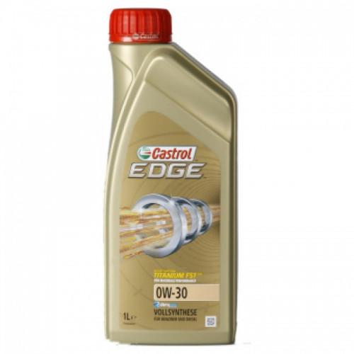 Castrol EDGE 0W-30 TITANIUM FST 1LT