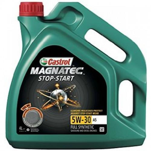 CASTROL 5W30 Magnatec Start Stop A5 4lt