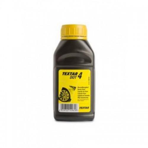Υγρό φρένου DOT4 TEXTAR 250ml