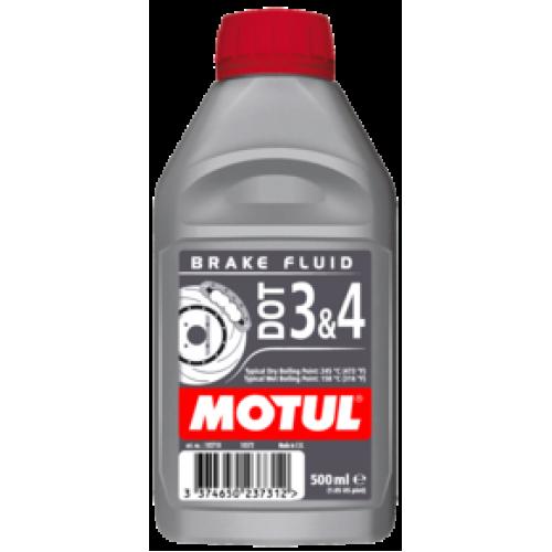 Motul DOT 3-4 Brake Fluid 500ml