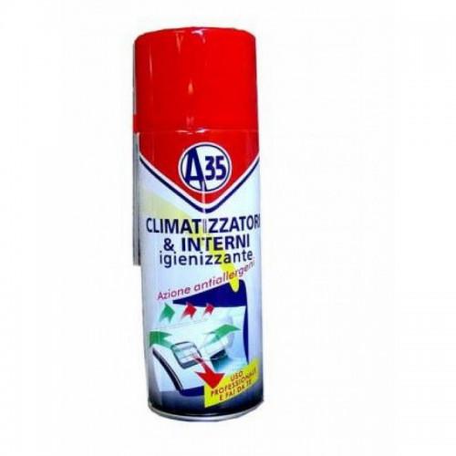 Καθαριστικό A/C Α35 400ml