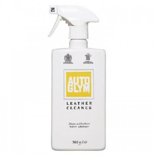 Autoglym Leather Cleaner 500ml. Καθαρισμός Δερματίνων Επενδύσεων