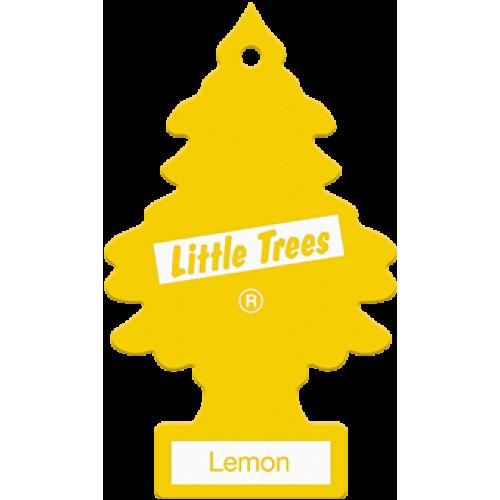 Αρωματικό Δεντράκι Little Trees Λεμόνι