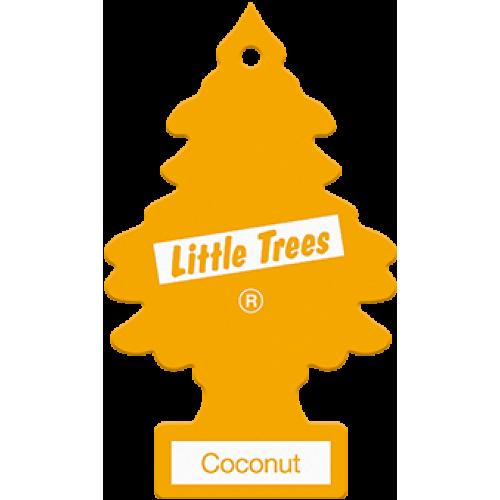 Αρωματικό Δεντράκι Little Trees Καρύδα